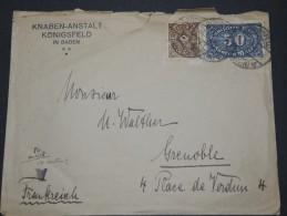 ALLEMAGNE - Env Période Inflationniste Pour La France - Années 1920 - Détaillons Collection - A Voir - P17480 - Deutschland