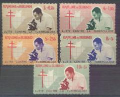N° 118/22   XX  MNH  POSTG.  NEUF  NEW - Burundi