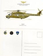 VITERBO - 2008 - Elicottero NH-90 - - Elicotteri
