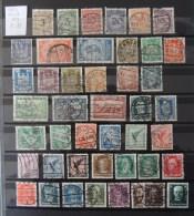 Deutschland Zwischen N° 338 - 403  //  88 Euros - Timbres