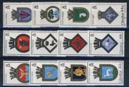 GIBRALTAR    N  °  532  /  535    - 581 /    584  -   611  /614 - Gibraltar