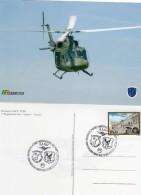 "MONTEFIASCONE (VT) - 2007 -  Elicottero  Multiruolo AB 412 - 1° RGT. Aves "" Antares ""  Viterbo - - Elicotteri"