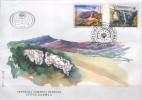 Yugoslavia, 1995, European Nature Protection, FDC - FDC