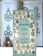 LIVRE DECORATIONS FRANCAISES - IDENTIFICATION ET COTE - Medallas Y Condecoraciones