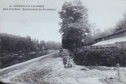 JOINVILLE LE PONT RESTAURANT - Joinville Le Pont