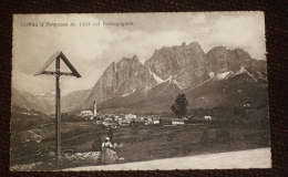 Cortina D'Ampezzo- Belluno - CPA  Veneto Italie Italia - Belluno