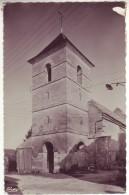 CPSM  SAINTE-VERTU (Yonne)  L´Eglise - Autres Communes