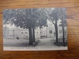 Sainte-geneviève , Neuilly-sur-seine , Entrée Dupensionnat Sur Le Parc - Neuilly Sur Seine