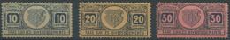 1443 - MOUDON Fiskalmarken