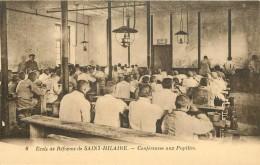ECOLE DE REFORME DE SAINT HILAIRE - Conférences Aux Pupilles. - Sin Clasificación