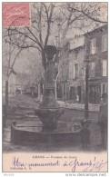 16-101  Grans Fontaine Du Cours - Autres Communes