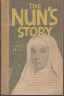 Roman Anglais:     THE NUN'S  STORY.      Kathryn  HULME.    1958. - Romans