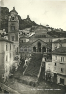 AMALFI  SALERNO  Piazza Della Cattedrale  Scalinata - Salerno