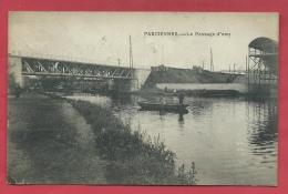 Farciennes - Le Passage D'eau - 1920 ( Voir Verso ) - Farciennes