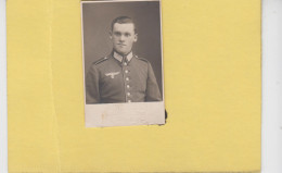 PHOTO 8X5 / SOLDAT ALLEMAND à WELS - Guerra, Militari