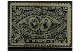 Guatemala 1897 : Y&T 66 ° - Guatemala