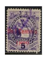 Guatemala 1899-1900 : Y&T 103 ° - Guatemala