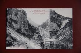 Vallée De L'AUDE - Gorges ST GEORGES, Près AXAT, Usine électrique - France