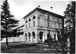 Verolavecchia Villa Montini 1950c Brescia - Brescia