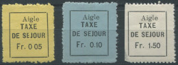 1445 - AIGLE Fiskalmarken