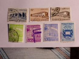 VENEZUELA  1956-8   LOT# 22 - Venezuela