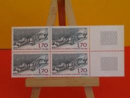 N°2323 Y&T 1984, Monastère De La Grandre Chartreuse, Neuf Sans Charnière - Coté 4 € ( Bloc ) - Francia