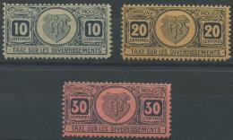 1453 - MOUDON Fiskalmarken - Steuermarken