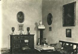 MAGNADOLA  CHIARANO  TREVISO  Villa Dott. Egidio Giacomini  Interno  Arredamento Quadri Busto - Treviso