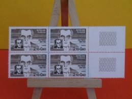 N°2331 Y&T 1984, Jean Paulhan, Neuf Sans Charnière - Coté 4,40 € ( Bloc ) - Frankrijk
