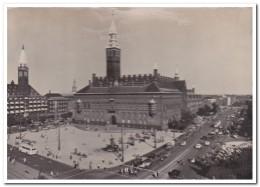 Copenhagen, The City Hall Square, Radhuspladsen - Denemarken
