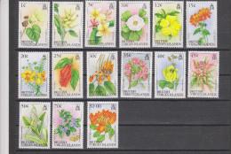Yvert 670 / 684 ** Neuf Sans Charnière Fleurs Flowers - Iles Vièrges Britanniques