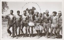Ethniques Et Cultures - Amérique - Brésil - Ilha Do Bananal - Ethnie Indiens Carajas - Danse - Chef - Plumes - Amérique