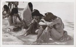 Ethniques Et Cultures - Amérique - Brésil - Ilha Do Bananal - Ethnie Indiens Carajas - Tatouages Colliers - Amérique