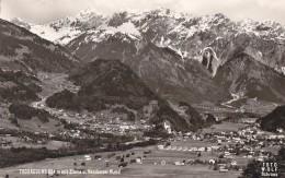 Autriche - Tschagguns Mit Zimba U. Vandanser Wand - Bludenz