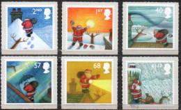 GREAT BRITAIN 2004 Christmas: Father Christmas - Nuovi