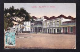 ANG-18 LOANDA RUA SALVA DOR CORREIA - Angola
