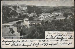 1689 - Ohne Portokosten - Alte Ansichtskarte - Raabs An Der Thaya - 1908 Stempel - Raabs An Der Thaya