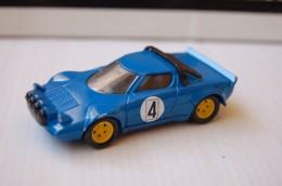 31-126. Coche Lancia Stratos - Solido