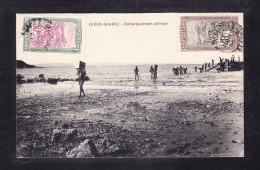 MOZ-17 DIEGO SUAREZ DEBARQUEMENT PETROLE - Mozambique