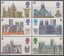 Gran Bretaña 1969 Nº 563/68 Nuevo - 1952-.... (Elizabeth II)