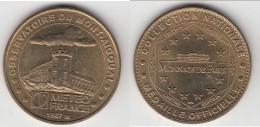 **** 30 - OBSERVATOIRE DU MONT-AIGOUAL - METEO FRANCE 2003 - MONNAIE DE PARIS **** EN ACHAT IMMEDIAT !!! - Monnaie De Paris