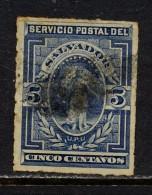 Salvador 1887-88 Y&T 16 ° - Salvador