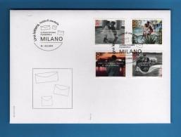 2005- Francobollo Speciale- Una Lettera -  MILANO  2005- 18-20.3- 2005 .  Vedi Descrizione. - Svizzera