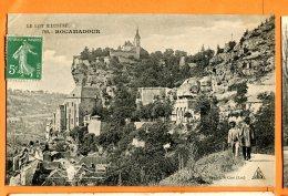 LOL539, Rocamadour, 780 , Animée, Circulée 1909 - Rocamadour