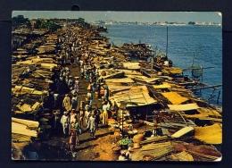 NIGERIA  -  Lagos  View From Cartersbridge  Unused Postcard - Nigeria