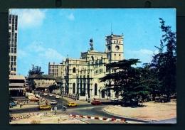 NIGERIA  -  Lagos  Marina  Christ Church Cathedral  Unused Postcard - Nigeria