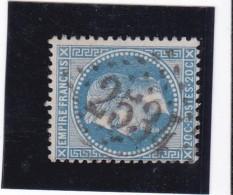 GC   2534   MOREUIL  / SOMME     REF LIG37 - Marcophily (detached Stamps)