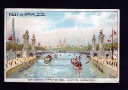 Perles Du Japon Exposition Universelle 1900 Pont Alexandre - 11 152 - Chromos