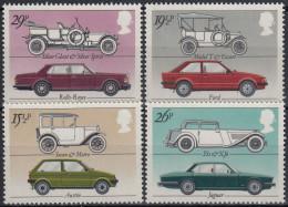 Gran Bretaña 1982 Nº 1058/61 Nuevo - 1952-.... (Elizabeth II)