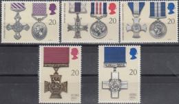 Gran Bretaña 1990 Nº 1484/88 Nuevo - 1952-.... (Elizabeth II)
